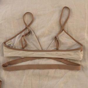 Laplace bikini top